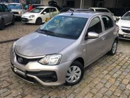 Toyota Etios 1.3 X Automático 2018 - $52.800