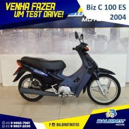 Título do anúncio: Biz C 100 ES 2004 Azul