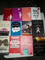 Livros usados em bom estado/ 12 LIVROS POR R$:180,00