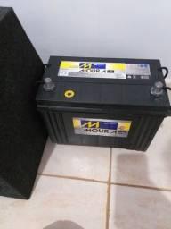 Bateria Moura 110 amp