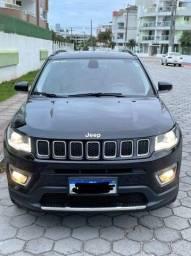 Título do anúncio: Jeep Compass Limited 2017 40.000km