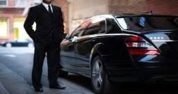 Transporte executivo e escolta de autoridades