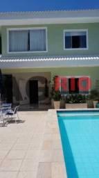 Casa de condomínio à venda com 4 dormitórios em Jacarepaguá, Rio de janeiro cod:FRCN40004