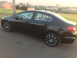 Vendo Honda Civic 2.0 LXR - Ano 2016 - 2016