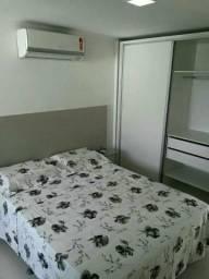 Apartamento mobiliado Temporada ou Anual Em Vilas do Atlântico