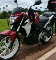 Vende-se CB500F - 2015