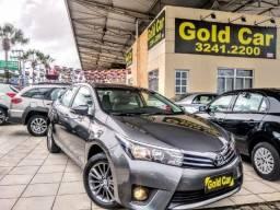 Toyota Corolla XEi 2017 - ( Padrao Gold Car ) - 2017