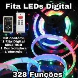 Fitas LEDs