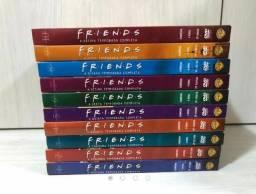 Coleção Completa Dvds Originais Friends Todas As Temporadas