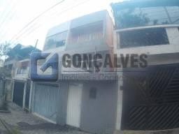Casa à venda com 3 dormitórios em Ferrazopolis, Sao bernardo do campo cod:1030-1-123384