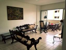 Apartamento com 3 dormitórios para alugar, 125 m² por R$ 3.000,00/mês - Ponta Verde - Mace