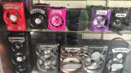Caixa de som de diversos modelos e cores - escolhe a sua e consulte o preço