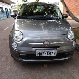Fiat 500 / 2012 - Único dono - 2002