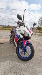CBR500R Vendo ou Troco - 2015