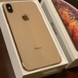 IPhone XS Max 256 dourado