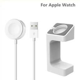 Cabo carregador USB Wireless para Apple Watch + Dock