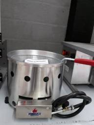 PR-310G Tacho Fritador, Tacho Pasteleiro 3 Litros a Gás Alta Pressão - Progás