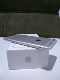 IPhone 6 16 GB Silver completo na caixa Aceitamos cartão