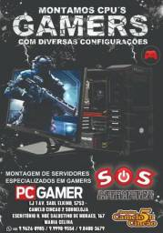 Pc gamer e na sos informatica