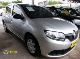 RENAULT SANDERO AUTHENTIQUE 1.0 2015 - 2015