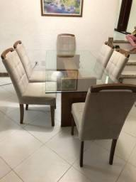Mesa de jantar (6 lugares)