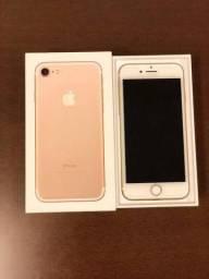 Vendo iphone 7 32gb dourado