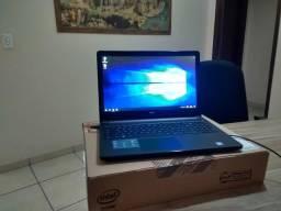 Notebook Dell i3 6° Geração 4GB DDR4 HD 1 TB Super Novo na Caixa