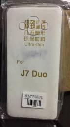 Capa do celular sansung j7 duo