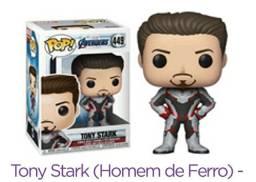 Funko Pop - Vingadores - Tony Stark Homem de Ferro