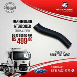 MANGUEIRA DO INTERCOOLER ORIGINAL FORD