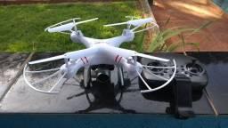 Drone Com Ótima Camera Wi-fi Fpv em Tempo Real Barato Novo Na Caixa
