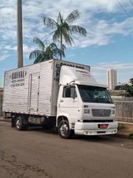 Caminhão retornando vazio Porto União, Guarapuava Irati, 20/21