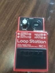 Pedal Boss Loop Station RC-1