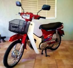 Honda C100 Dream 98 Totalmente Restaurada