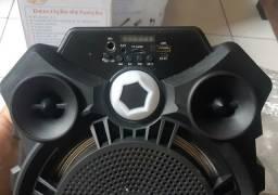 Mine Amplificada Bluetooth