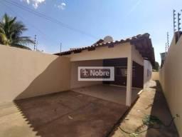 Casa com 2 dormitórios para alugar, 120 m² por R$ 1.220,00/mês - Plano Diretor Sul - Palma