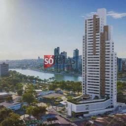 Apartamento à venda com 1 dormitórios em José pinheiro, Campina grande cod:82