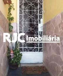 Casa de vila à venda com 3 dormitórios em Vila isabel, Rio de janeiro cod:MBCV30044