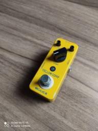 Pedal para guitarra Moer Yellow comp