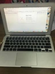 Mac book air 11 1.6 ghz core i5 4gb