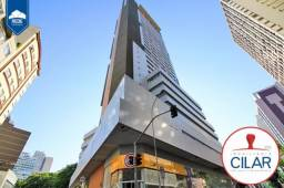 Apartamento para alugar com 2 dormitórios em Centro, Curitiba cod:05696.001