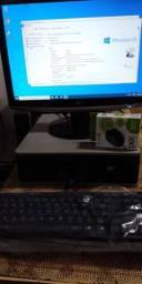 HP amd x2 2.30Ghz tela de 19 polegadas