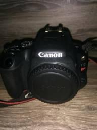 Camera fotografia Canon Sl2 5 meses de uso