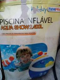 Piscina Plástico 2400L