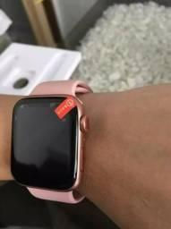 R$ 350 Smartwatch iwo 8 Plus Rose *apenas + 3 peças* *preço de custo* (somente a vista)