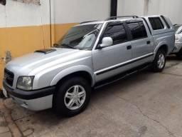 GM - S-10 Execitive 2.8 Turbo Diesel 4x4 completa - 2006