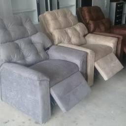 Promoção Poltrona reclinável novas e embalados direto da fábrica ENTREGA Ligue ja