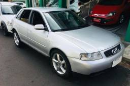 A3 manual 1.8 turbo prata 20v 180cv gasolina 4p - 2003