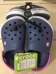 Crocs coast original novo n° 33