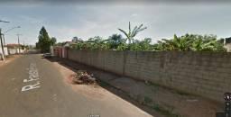 Terreno 690m² em Ituiutaba/MG - Bairro Independência - Rua Fausto Prósporo